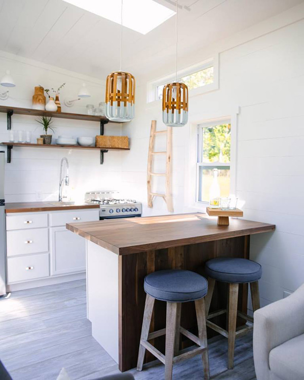 Tiny House Giveaway - Kitchen & Dining